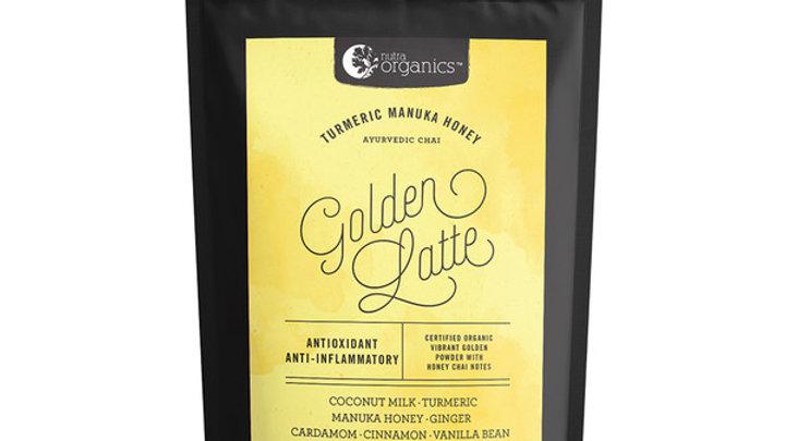 NutraOrganics Golden Latte 90gm