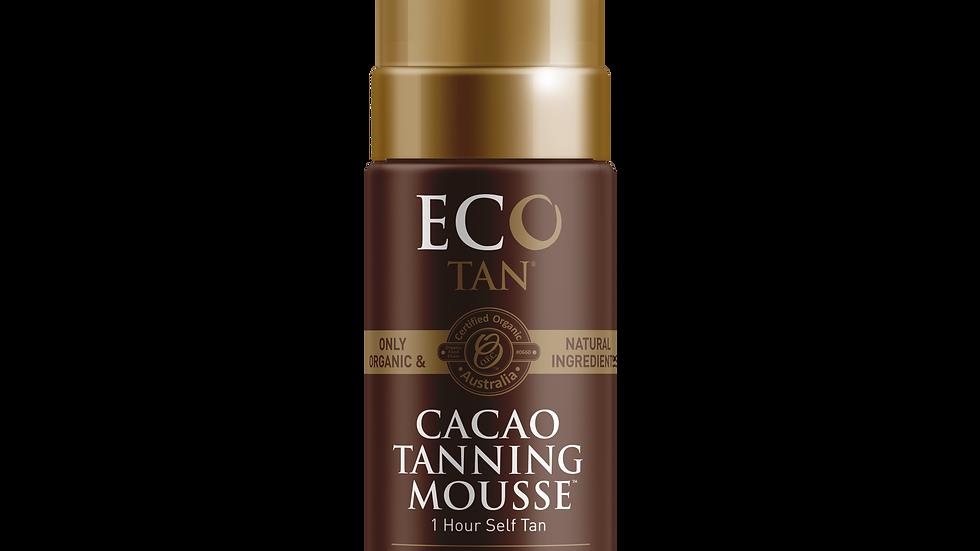 ECOTAN Cacoa Tanning Mousse