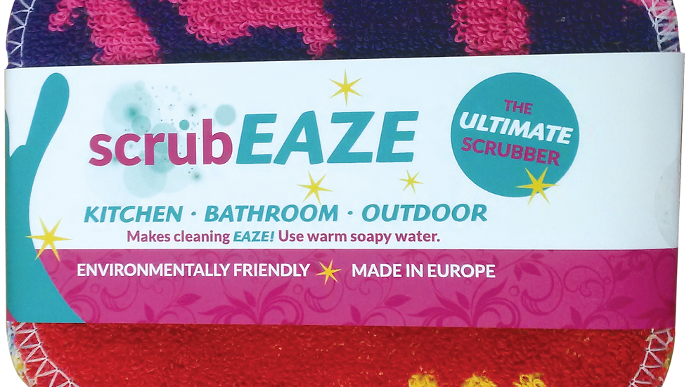 The Ultimate Scrubeaze - 100% Recycled Material