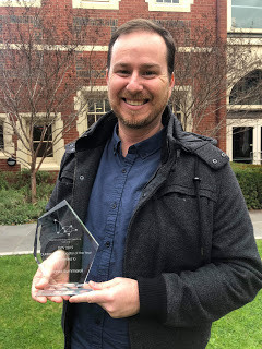 2019 DLTV Outstanding Educator of the Year Award