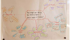 I Used Design Thinking to Transform my Learning Space - Part 3 - Ideation