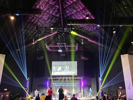 Community Bible Church Fort Smith Campus Lights Up Live Streaming