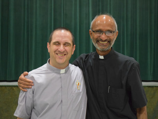 Happy 25th Anniversary to Fr. J.P.!