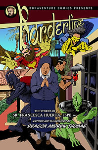 Catholic Comics, Catholic Graphic Novels