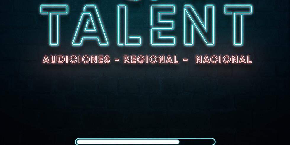 """UP TALENT: """"Las Audiciones"""""""