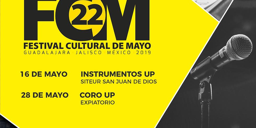 A&C en Festival Cultural de Mayo