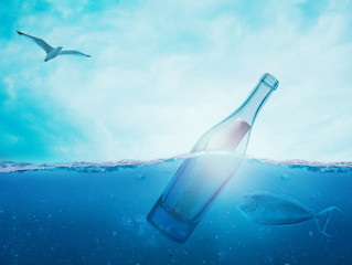 Une bouteille à la mer pour 2018 ou les trois bonnes résolutions à prendre
