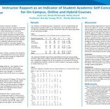 Lin, Joyce -  Instructor Rapport as an I