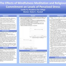 Yu Cecilia - The Effects of Mindfulness