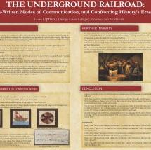 Liptrap Laura - The Underground Railroad