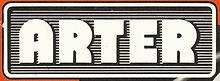 Arter Grinding Machines 1950s logo.jpg