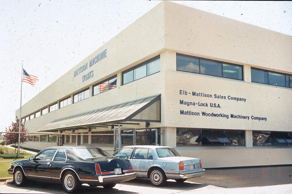 Mattison Machine Works building