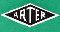 Arter Grinding Machines 1940s logo.jpg