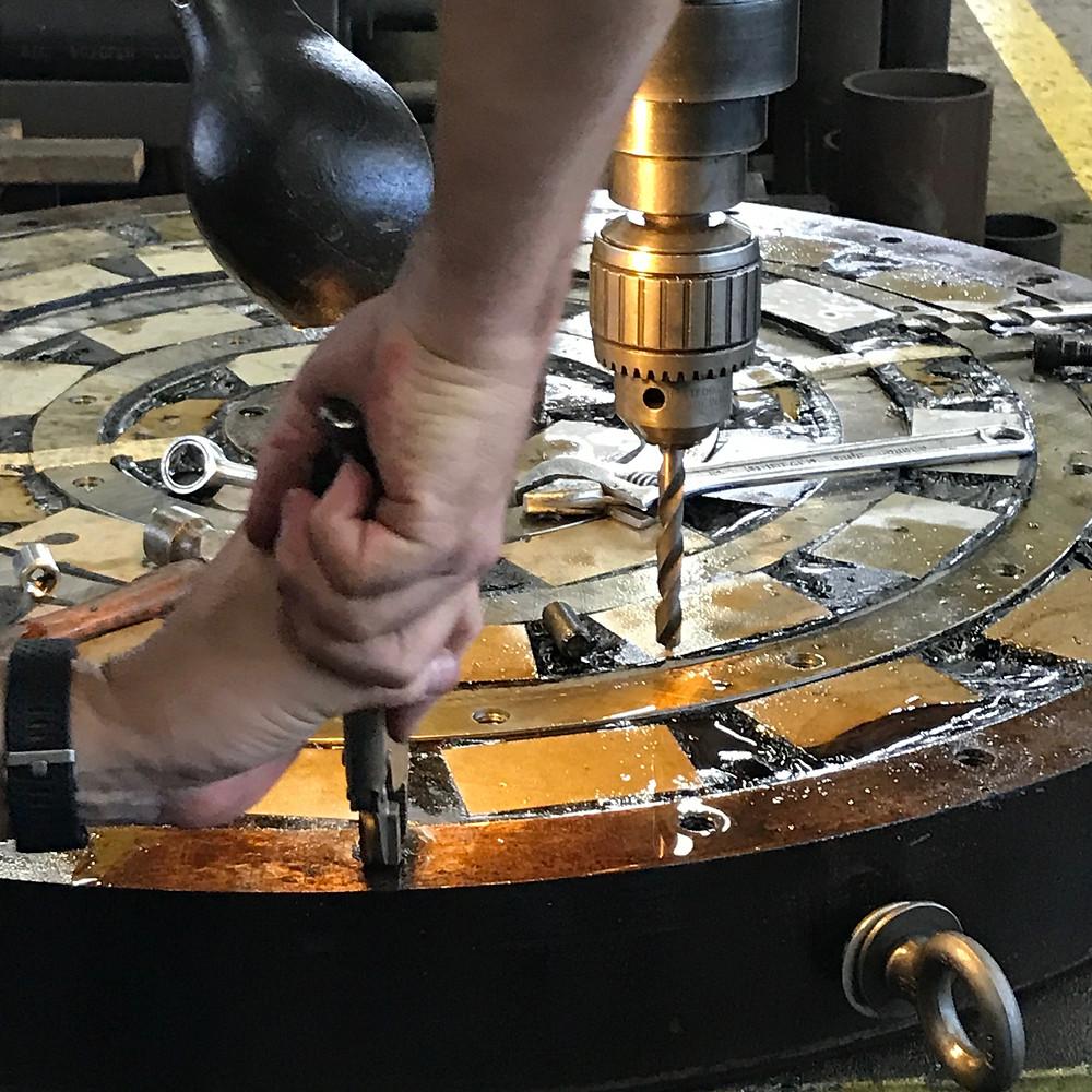 chuck repair