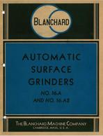 Blanchard No. 16-A and No. 16-A2