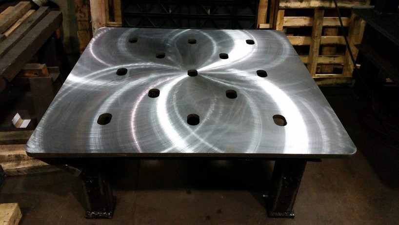Steel Plate - After