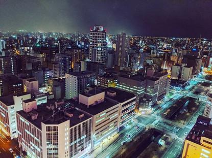 Sapporo Day1_#Hokkaidonight #Sapporo_nig