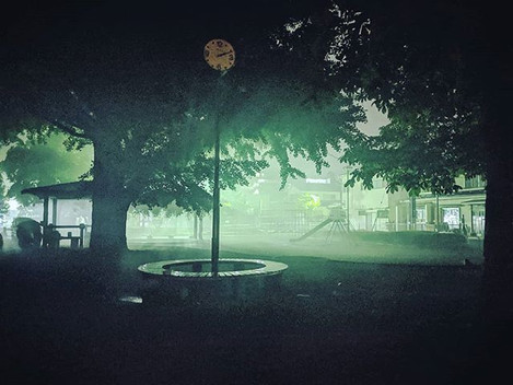 Fog 01_#tokyonight #tokyo_night_view #ig