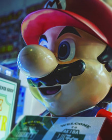 Mario__#tokyonight #tokyo_night_view #ig