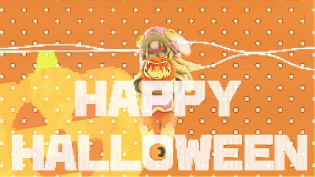 Halloween Mokuri
