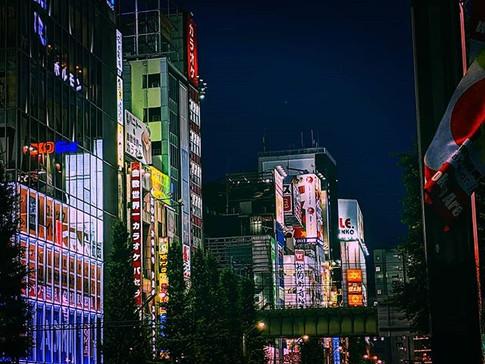#tokyonight #tokyo_night_view #ig_japan