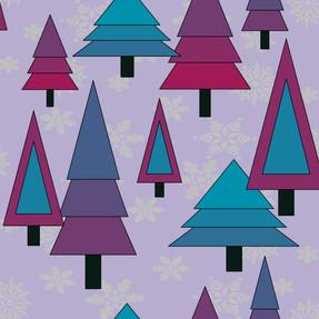 Purple Tree Fest in Mauve