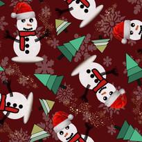 Happy Snowman in Rosewood.jpg