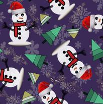 Happy Snowman in Purple.jpg