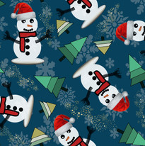 Happy Snowman in Indigo.jpg