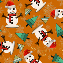 Happy Snowman in Seville Orange.jpg