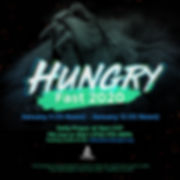 Tower of Prayer HUNGRY FAST 2020 Graphic