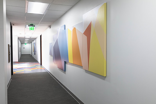 Corporate Mural - Commision in San Diego