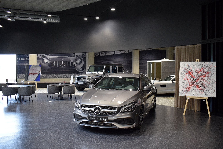 Mercedes Ghistelinck Group