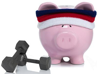 Take the February Financial Fitness Challenge!