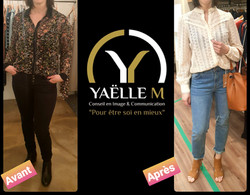 Session shopping Yaëlle M conseil en image Strasbourg Alsace