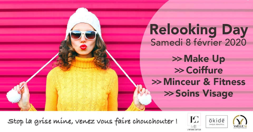 Relooking day Strasbourg
