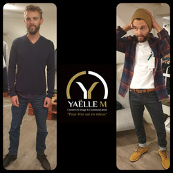 Accompagnement shopping homme Strasbourg