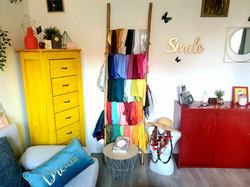Yaëlle M Conseil en image / Mon atelier
