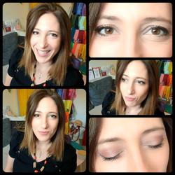 Cours d'auto-maquillage Yaëlle M Strasbourg