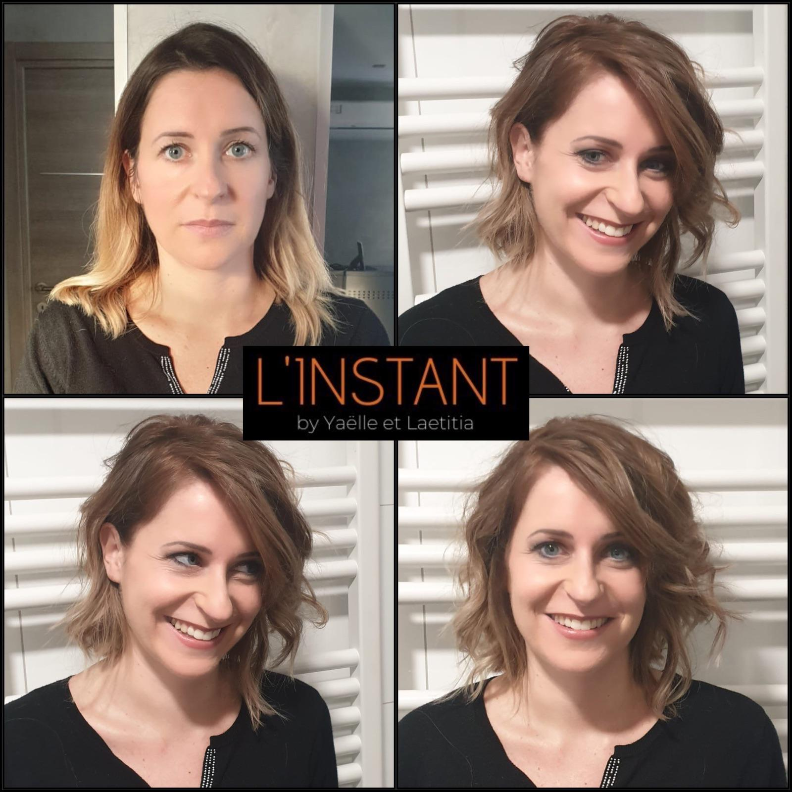 Relooking visage coiffure et maquillage Alsace
