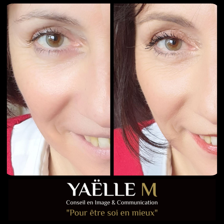 Conseil en image cours d'auto-maquillage Yaëlle M Strasbourg