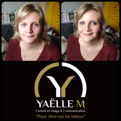 Cours d'auto-maquillage Yaëlle M Strasbourg Alsace