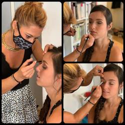 Coiffure et maquillage mariée Alsace