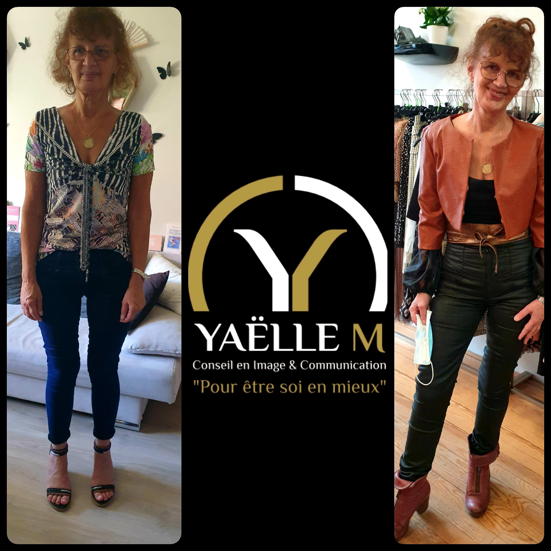 Conseil en image et relooking Yaëlle M Alsace