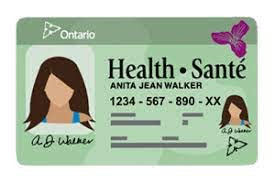How to get the OHIP card