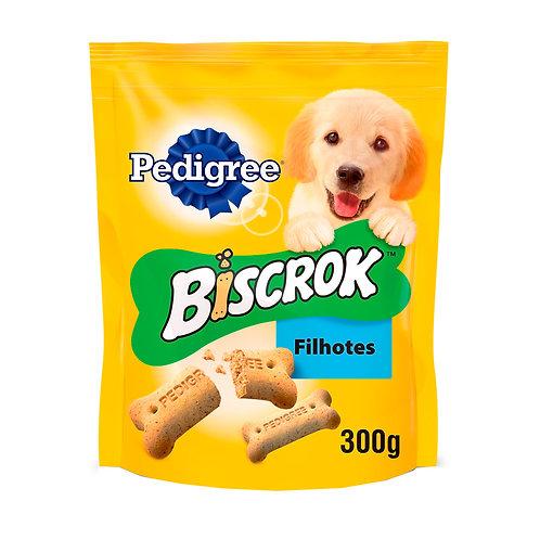 Biscoito Pedigree Biscrok Junior para Cães Filhotes - 300g