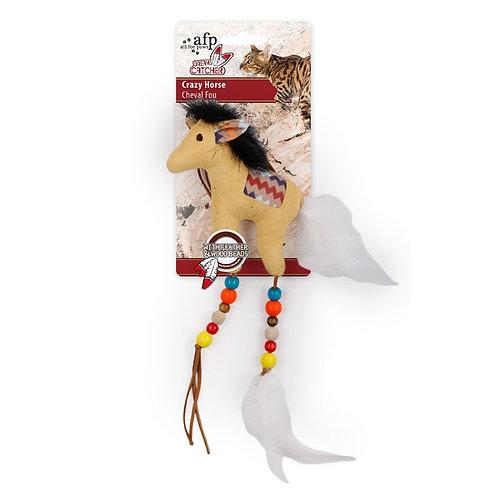 Brinquedo Para Gatos Crazy Horse