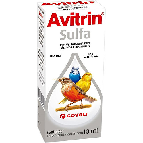 Avitrin Sulfa Coveli 10ml