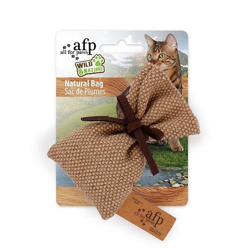 Brinquedo Para Gatos Natural Bag