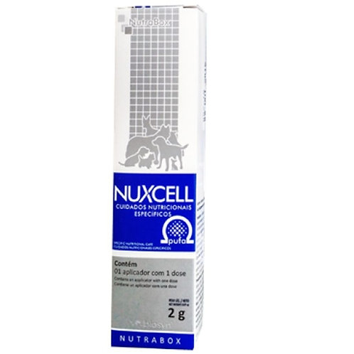 Suplemento Nuxcell Pufa 2g